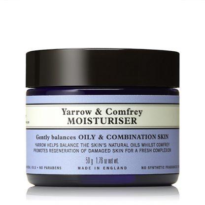 Yarrow & Comfrey Moisturiser