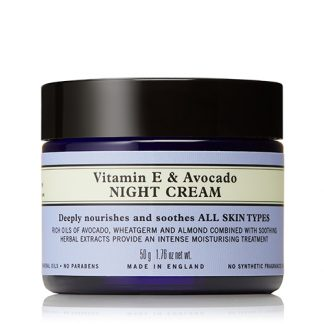 Neals Yard Vitamin E & Avocado Night Cream