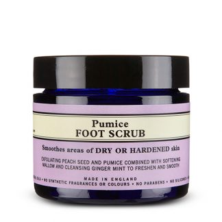 Pumice Foot Scrub