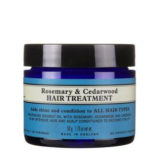 Rosemary And Cedarwood Hair Treatment