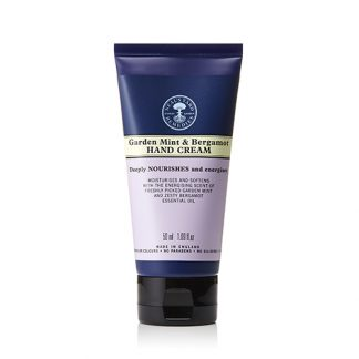 Garden Mint And Bergamot Hand Cream