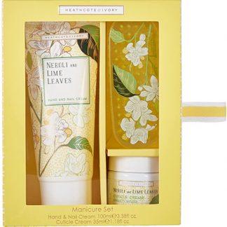 Neroli & Lime Leaves Manicure set