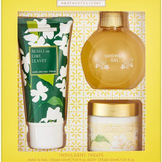 Heathcote & Ivory Neroli & Lime Leaves Indulgent Treats