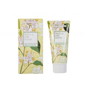 Neroli & Lime Leaves Hand & Nail Cream