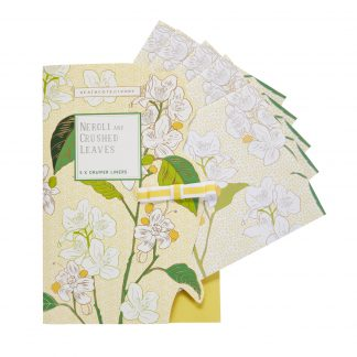 Neroli & Lime Leaves Draw Liners