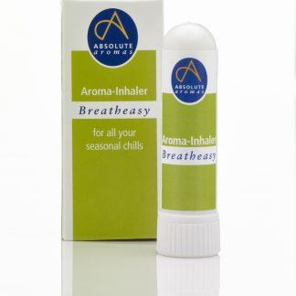 Breatheasy Inhaler