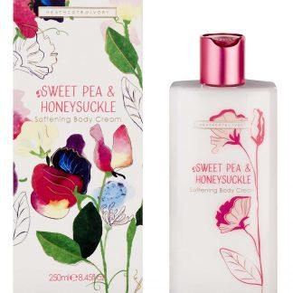 Sweet Pea & Honeysuckle Body Cream