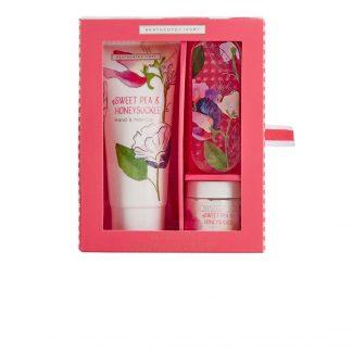 Sweet Pea & Honeysuckle Manicure set