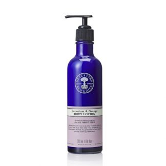 Neal's Yard Geranium & Orange Body Lotion