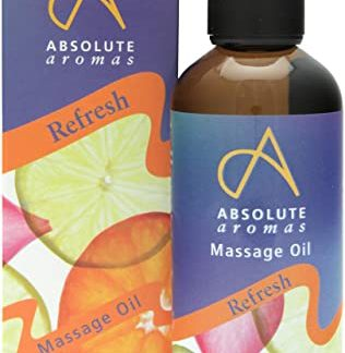 Absolute Aroma Refresh Massage Oil