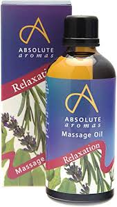 Absolute Aroma Relaxation Massage Oil