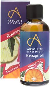 Absolute Aroma Romance Massage Oil