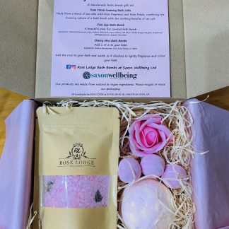 Pamper & Relax Gift box