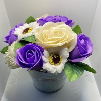 Large Soap Flower Bouquet