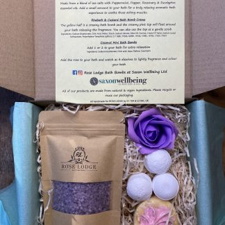 Soothe & Relax gift set