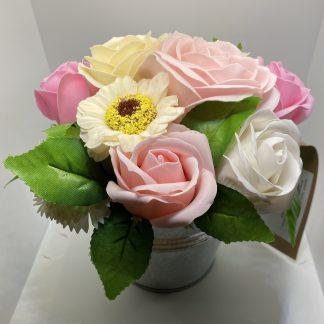 Pink Soap Bouquet