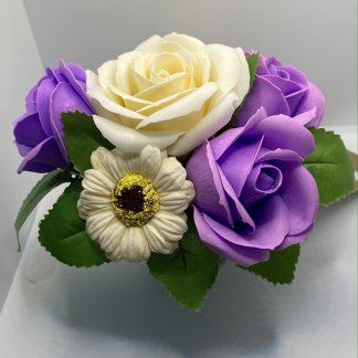 Mini Soap Flower Bouquet