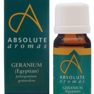 Absolute Aromas Geranium, Egyptian - T176/10ml