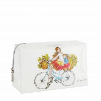 Some Flower Girl Cosmetic Bag