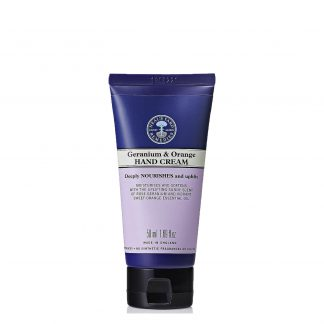 Geranium Orange Hand Cream