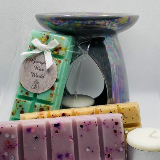 Georgia's Wax World Wax Melts at Saxon Wellbeing
