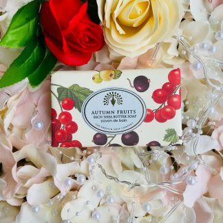 Vintage Autumn Fruits Soap by English Soap Company