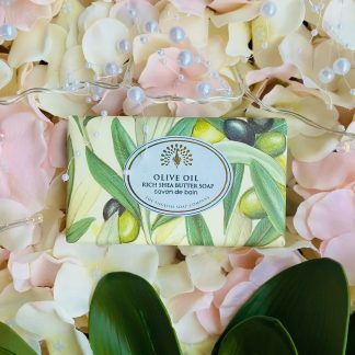 Vintage Olive Oil Soap by English Soap Company