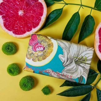 Kew Gardens Grapefruit Lily Soap