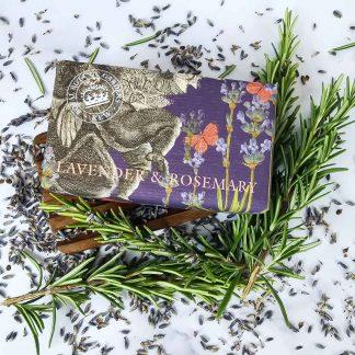 Kew Gardens Lavender Rosemary Soap
