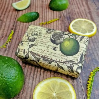 Kew Gardens Lemongrass Lime Soap