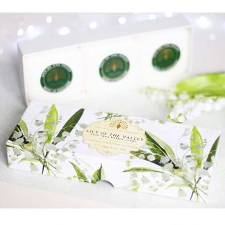 Lily of the Valley Gift Box Soap