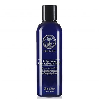 Men's Invigorating Hair & Body Wash 200ml