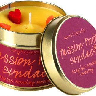 Passion Fruit Sundae Candle