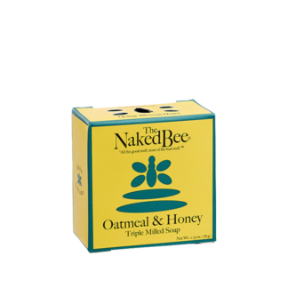 Naked Bee Orange Blossom Honey Bar Soap - 78g