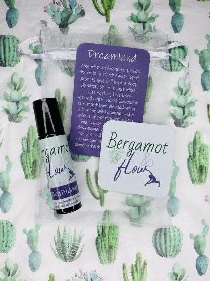 Dreamland Pen by Bergamot & Flow