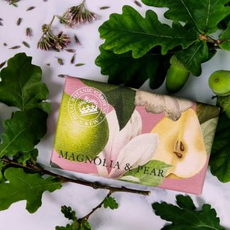 Kew Gardens Magnolia Pear Soap Bar