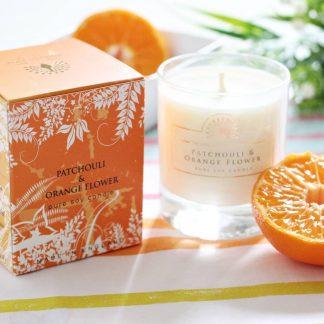 Patchouli Orange Candle