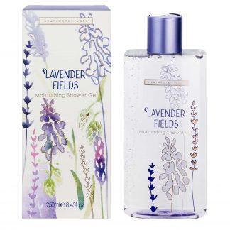 Lavender Fields Shower Gel